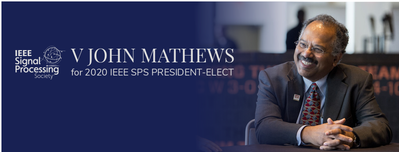 Professor Mathews is a candidate for the 2020 President-Elect of the Society.